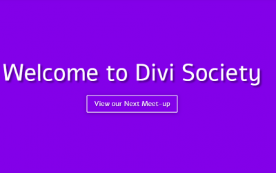 DIVI Nation Meetup Milwaukee #1 – Wisconsin